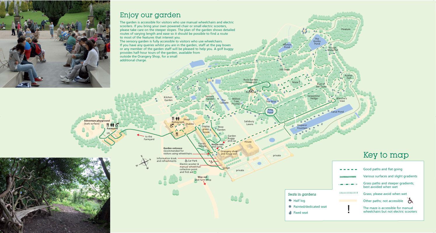 Grafika Graphic Design Bakewell Chatsworth House