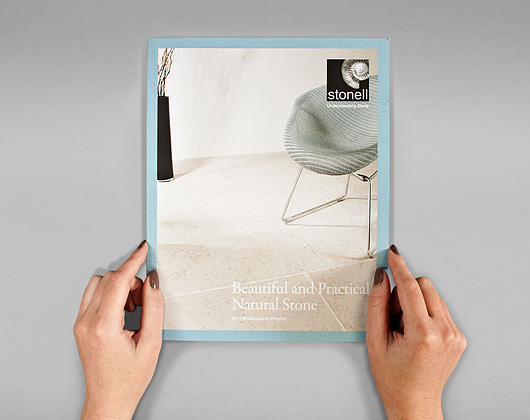 stonell, flooring, stone, brochure, print design, graphic design, derbyshire, sheffield, chesterfield, manchester, derby