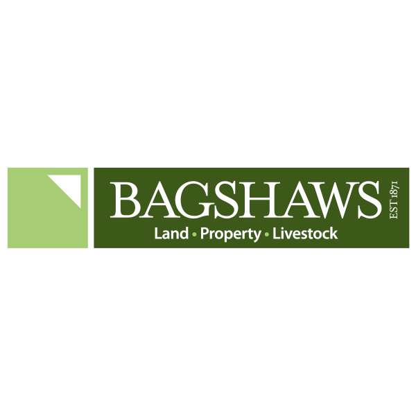 Bagshaws, property, estate agent, bakewell, branding logo, graphic design